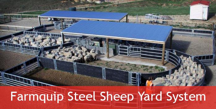 Farmquip :: New Zealand Cattle Handling Equipment, Sheep
